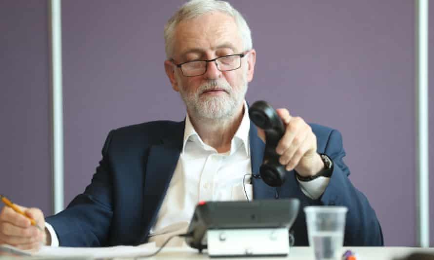 Jeremy Corbyn beat Theresa May 47% to 46% when voters were asked who sticks to their principles most.