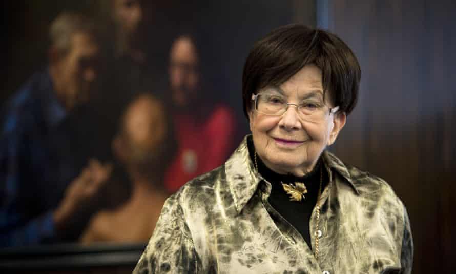 Zuzana Ruzickova: 'A woman with incredibly tough experiences.'
