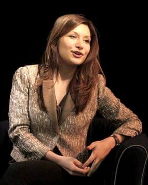 Dina Nayeri.