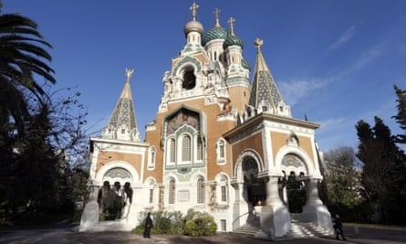 Russian orthodox church Saint-Nicholas cathedral, Nice. The Russian Federation has asked a French court to declare it the legal owner of Saint-Nicolas-and-Saint-Alexandra's in the city.