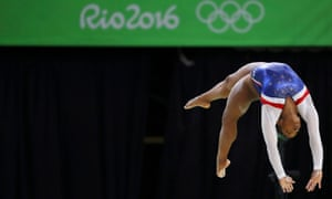Simone Biles and the US women's gymnastics team have helped give NBC's prime-time Olympic coverage a female aspect.