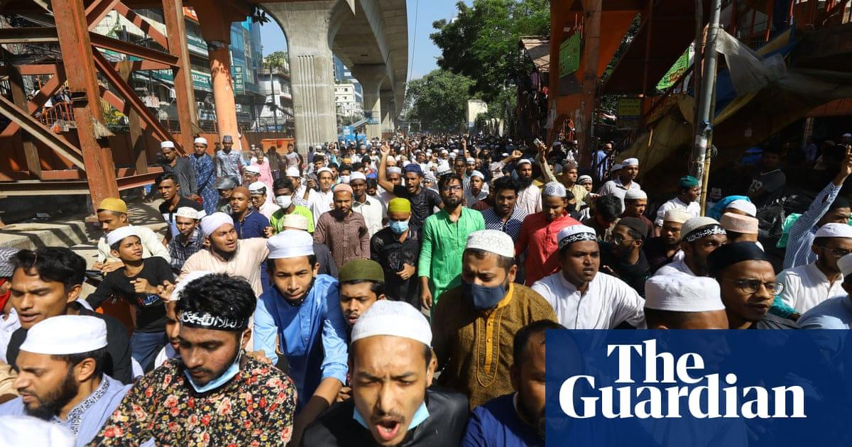 Four die after violence erupts at Hindu festival in Bangladesh