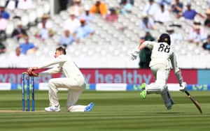 Root runs out Conway
