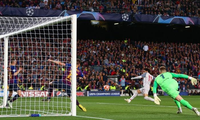 f7b1fdd93 Barcelona 3-0 Liverpool  Champions League semi-final
