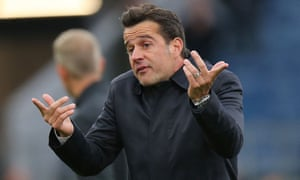 Marco Silva says that he retains the support of Everton majority shareholder Farhad Moshiri and the club's director of football, Marcel Brands.