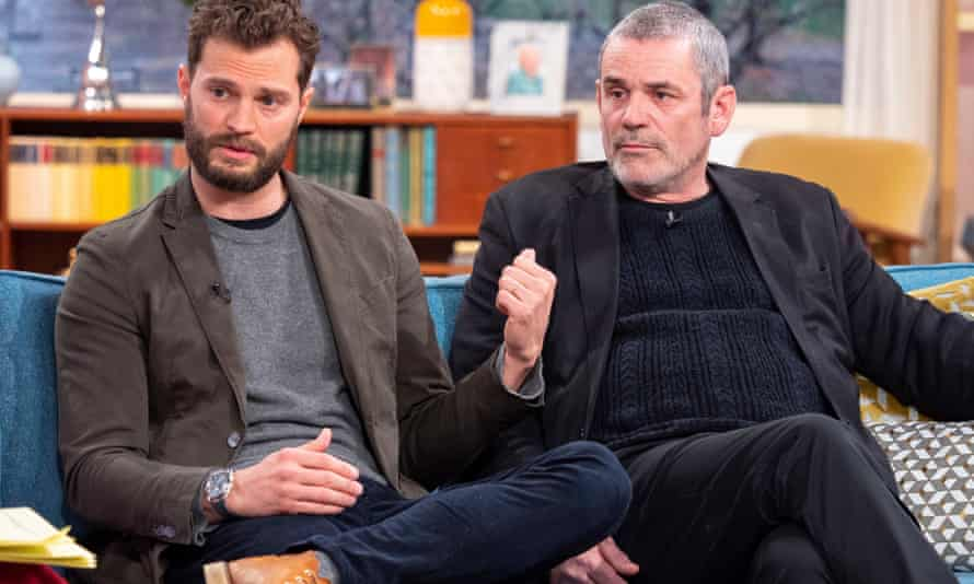 Jamie Dornan and Paul Conroy on ITV's This Morning