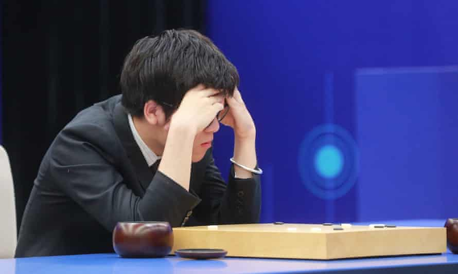 China's 19-year-old Go player Ke Jie