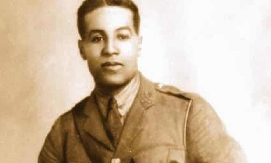 Walter Tull.
