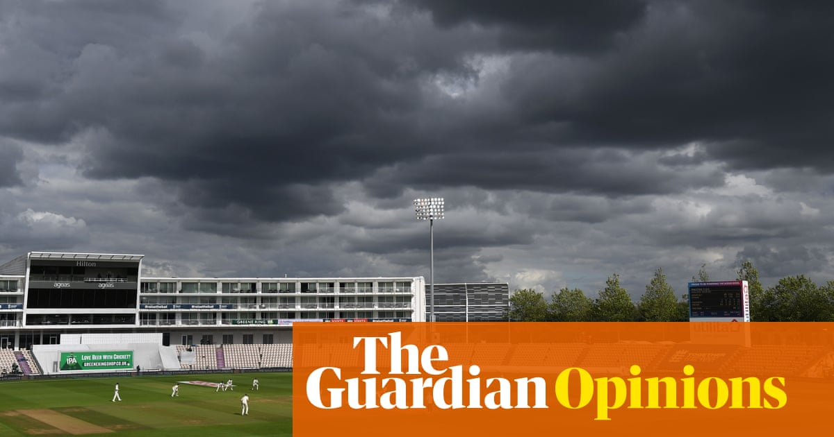 World Test Championship is hard to love but final deserves more than a washout