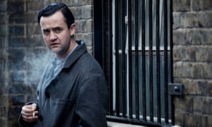 Behind bars … Daniel Mays as Wildeblood in Against the Law, the BBC's adaptation of the campaigner's memoir.