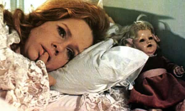 Bergman's Cries and Whispers
