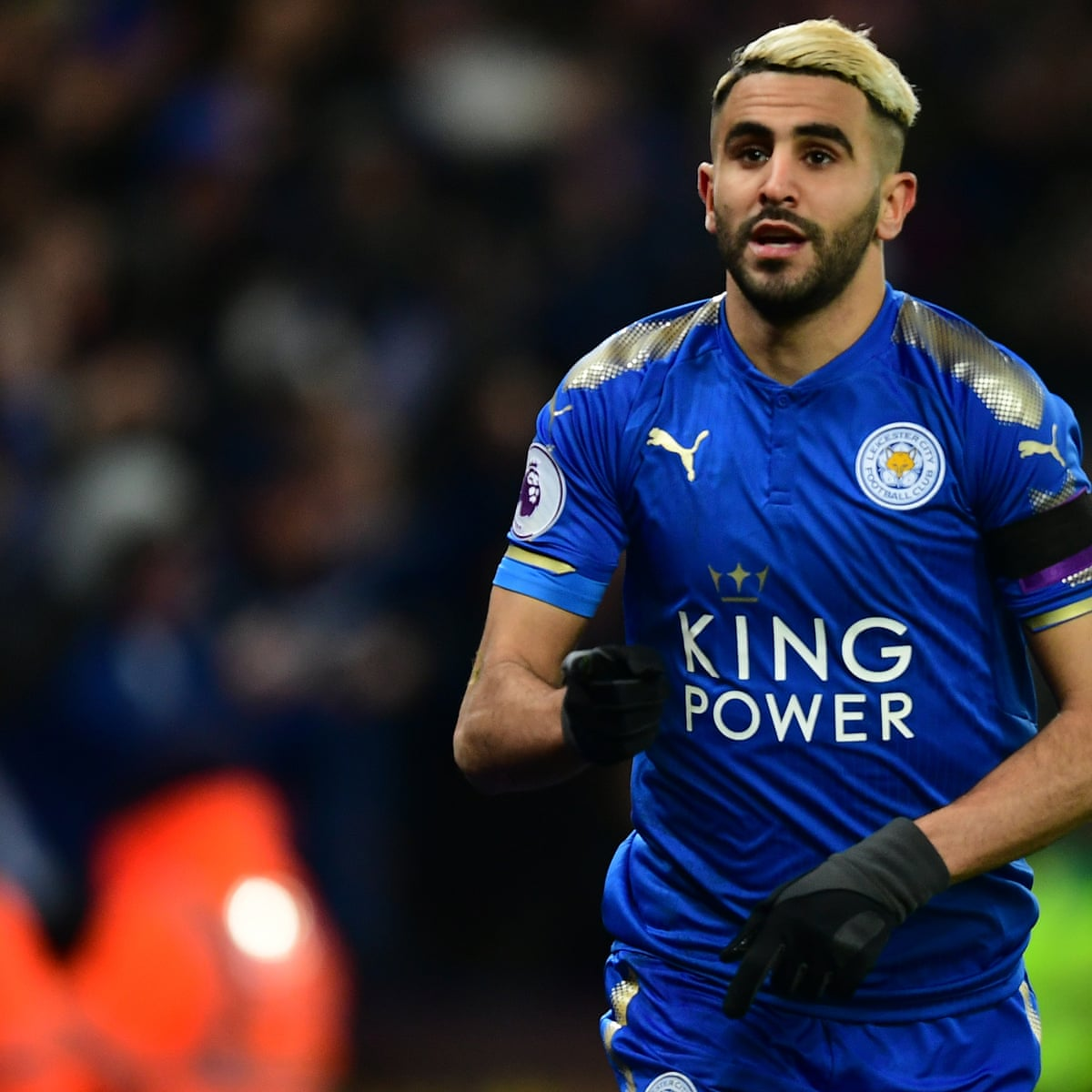 Leicester tell Manchester City it will take 'mind-blowing' offer to sign  Mahrez | Manchester City