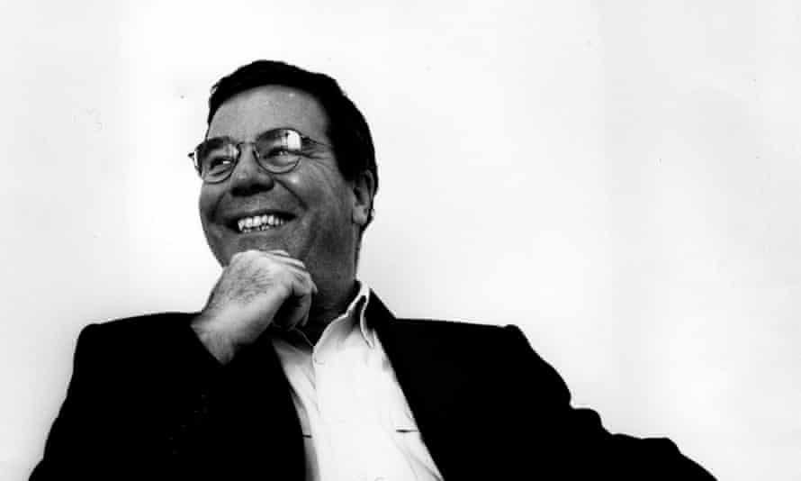Martin Lambie-Nairn in 1998.