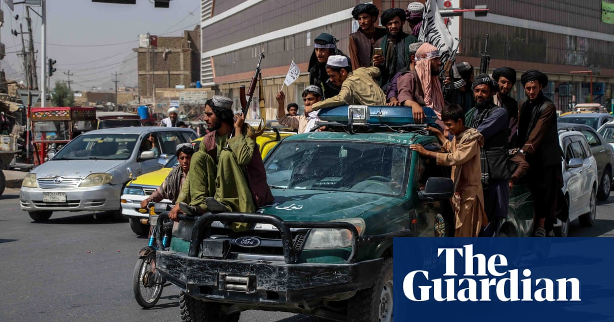 'People are broken': Afghans describe first day under full Taliban control
