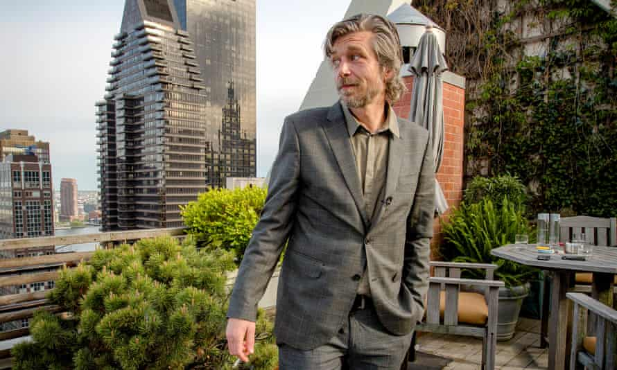 'Promiscuous intellect': Karl Ove Knausgaard in 2012