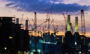 'I see the cranes all around us ... I worry that these developments won't be places where children will be welcome to play outside with their friends,' says campaigner Louise Whitley.