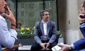 Michael Cohen: inside the strange world of Trump's fixer