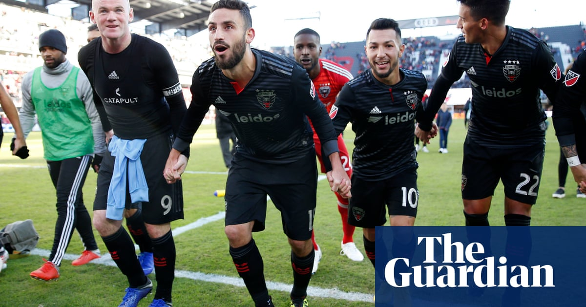 2619c03dd Wayne Rooney has dragged DC United into the playoffs  will Europe call
