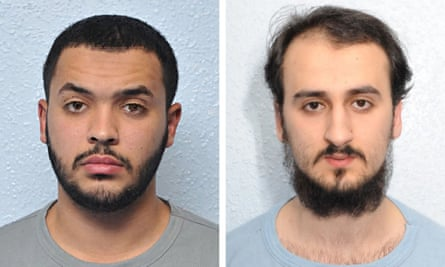 Tarik Hassane and Suhaib Majeed