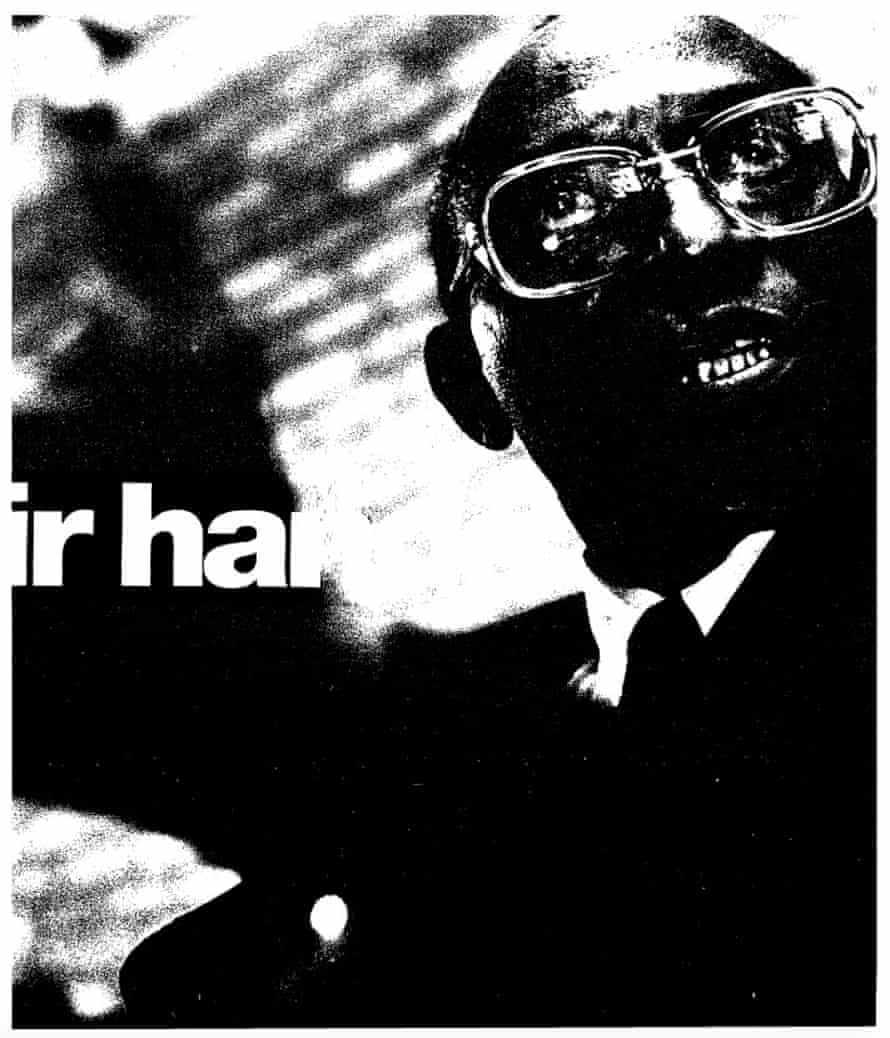 Former Rwandan president, Theodore Sindikubwabo, The Guardian, 3 December 1994.