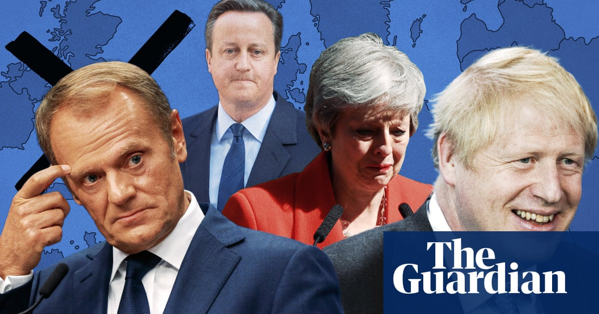 The road to Brexit: the lols and the lows - video supercut