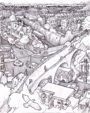 Stroud Green by Nic Watts