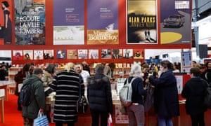 The Salon du Livre in 2018.