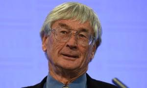 Australian businessman Dick Smith