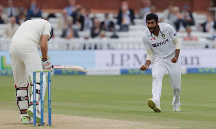 Jasprit Bumrah was key to India's victory.