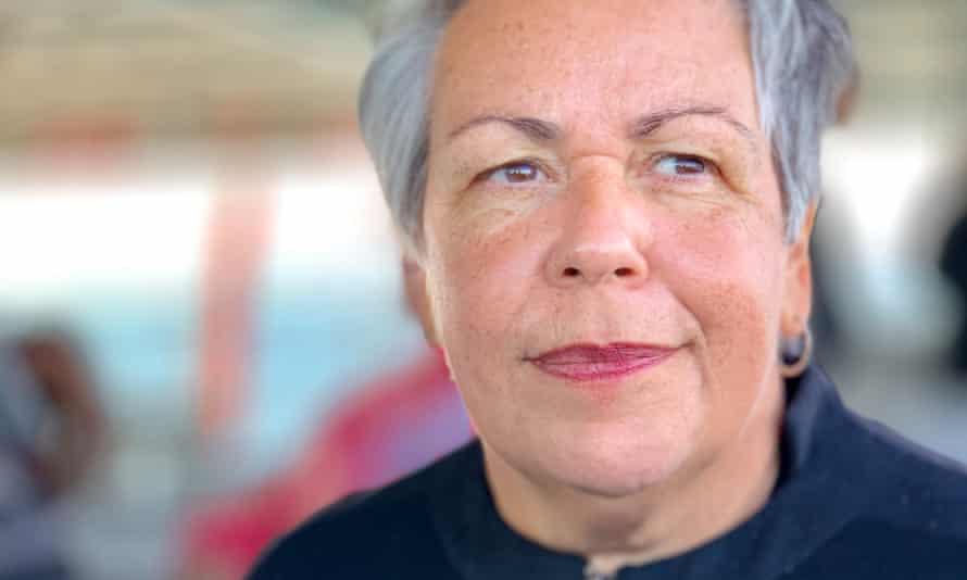 Badtjala artist, writer and academic Fiona Foley
