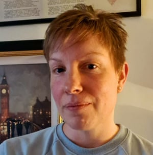 Tracey Crouch with short hair