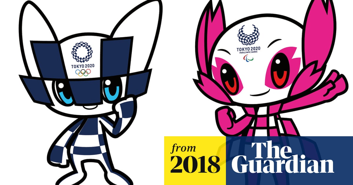 Ow Summer Games 2020.Japan Unveils Tokyo 2020 Olympics Superhero Mascots World
