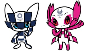 Japan's Tokyo 2020 Olympics mascots have been unveiled