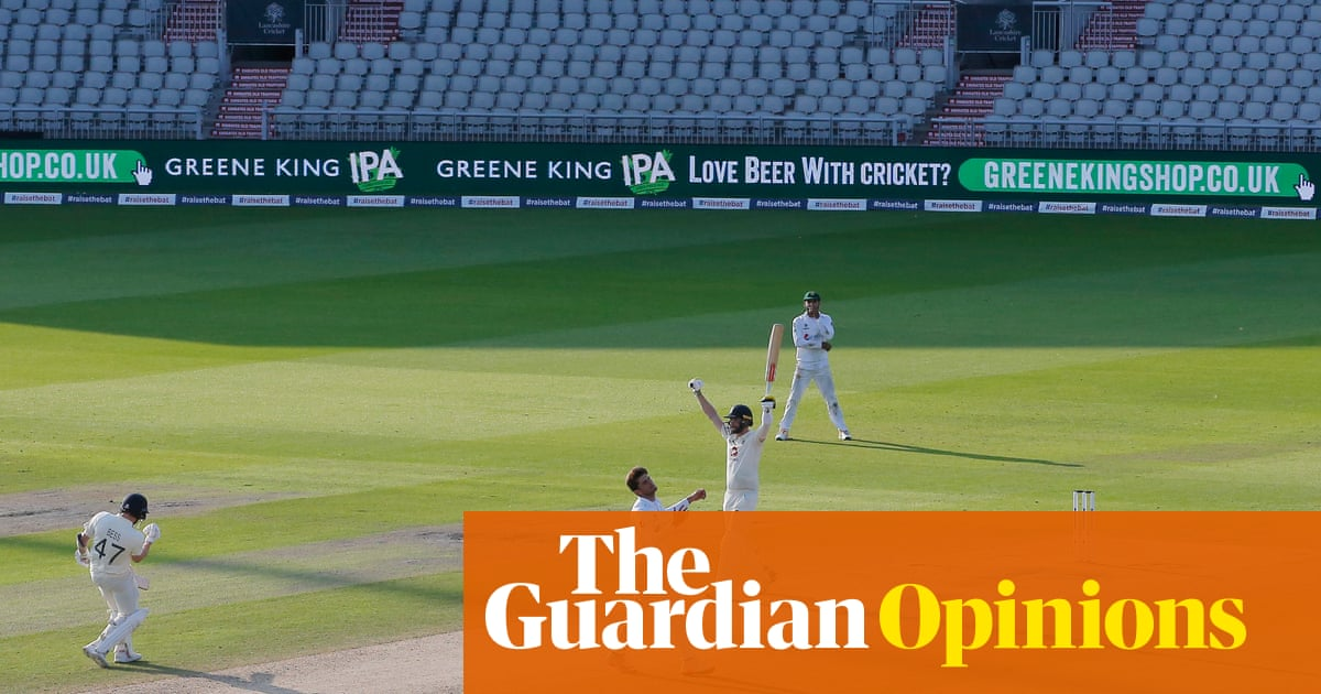 Crickets glorious condensed summer nears end with a grim coda | Andy Bull