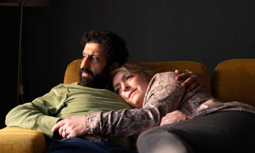 Adeel Akhtar and Claire Rushbrook in Clio Barnard's Ali & Ava.