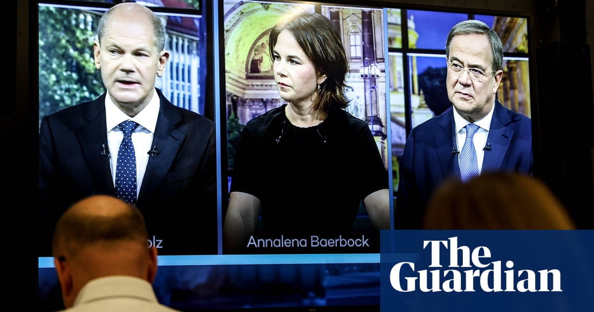 Germany: centre-left candidate 'eager to govern with Greens'