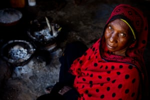 Fatima says: 'Before the pension, my life was very difficult'