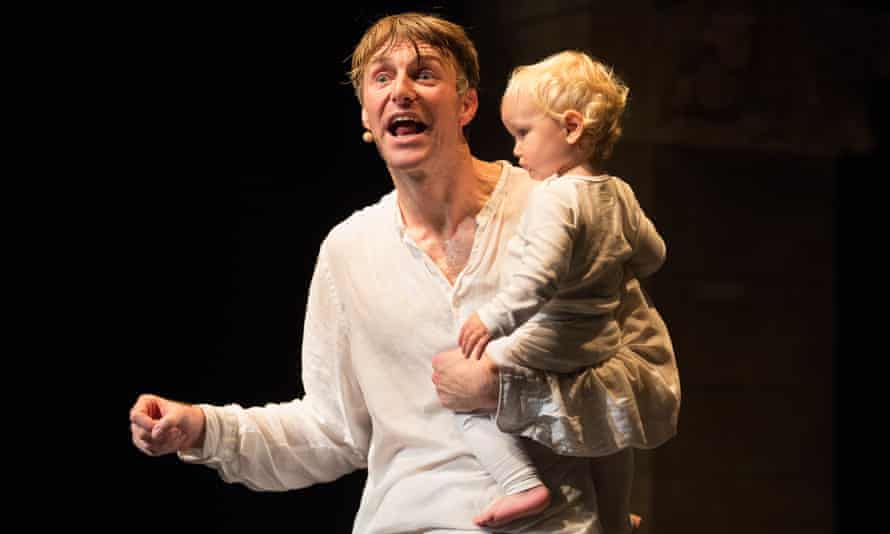 'The audience loses its heart instantly' … Trygve vs a Baby.