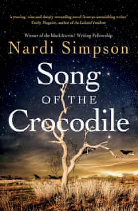 Cover image for Song of the Crocodile by Nardi Simpson