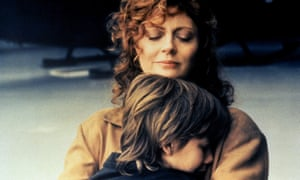 Susan Sarandon and Brad Renfro in The Client