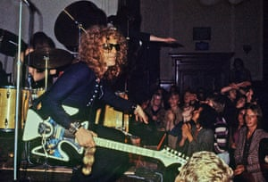 Mott the Hoople playing Birmingham Town Hall, December 26 1970.