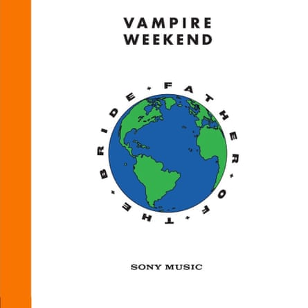Vampire Weekend: Father of the Bride album artwork