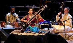Anoushka Shankar performs in 2017's Proms season