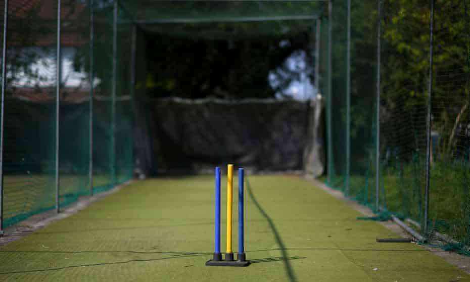 Cricket training net