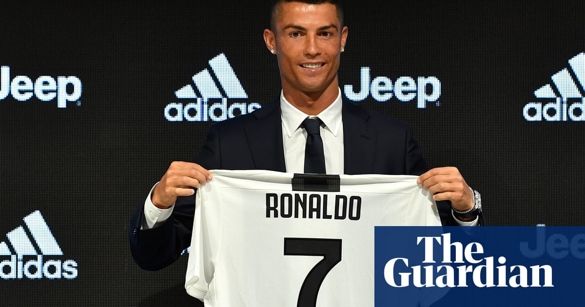 83c6d0290 Cristiano Ronaldo vows to make mark at Juventus after seizing opportunity