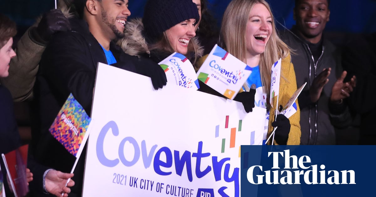 Groups of towns are invited to join bidding for UK city of culture