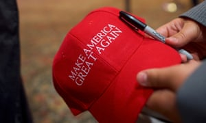 Bernd Zabel faced an unprecedented number of complaints after wearing a 'Make America Great Again' hat into court.