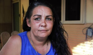 Tamica Mullaley, seven years after baby Charlie's murder