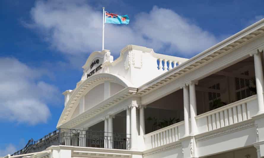 Grand Pacific Hotel, Suva