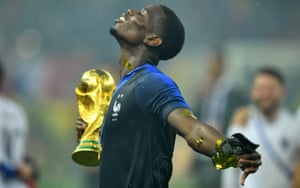 Paul Pogba impressed for France at the World Cup. Can he consistently replicate that form for Manchester United?